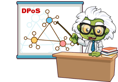 Экосистема DEEX основана на технологии Graphene и использует алгоритм согласия типа DPoS (Delegated Proof-Stake)
