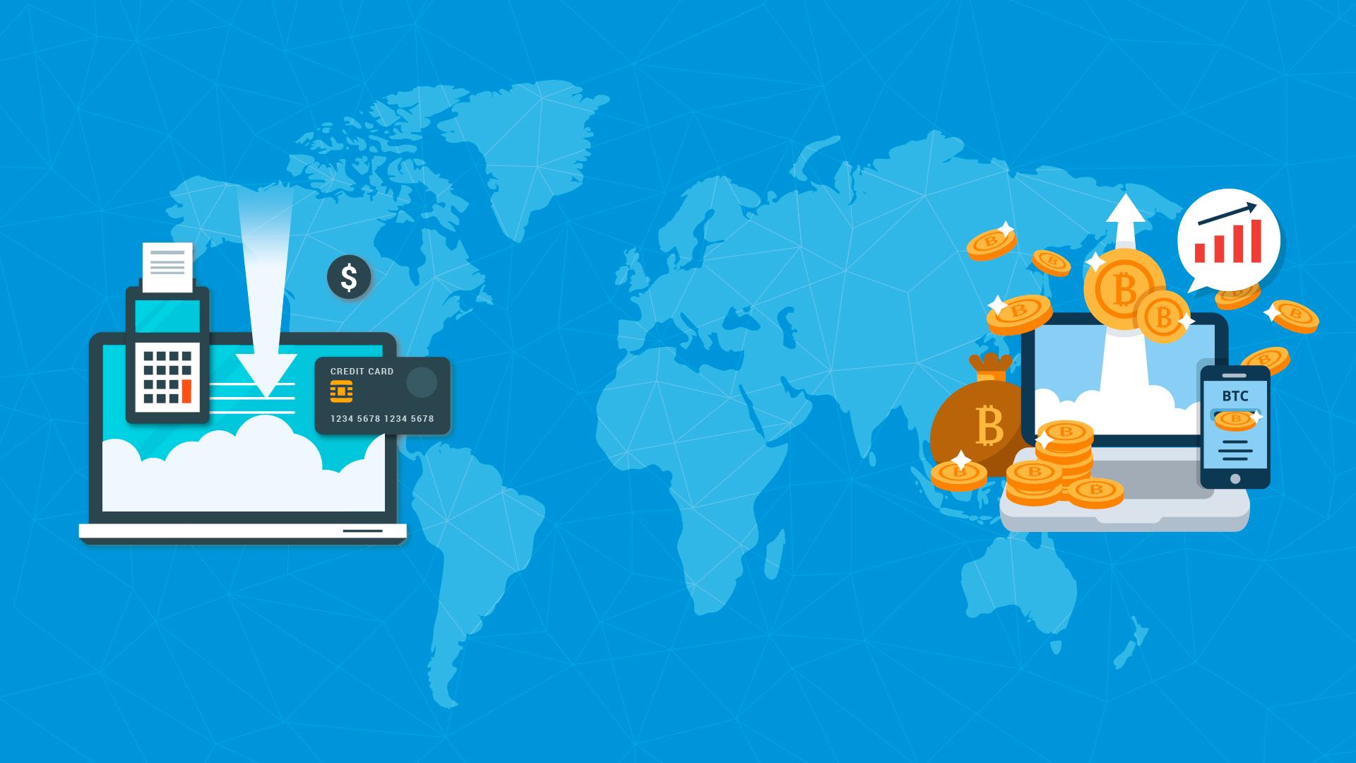 Earnings on cryptocurrency exchange