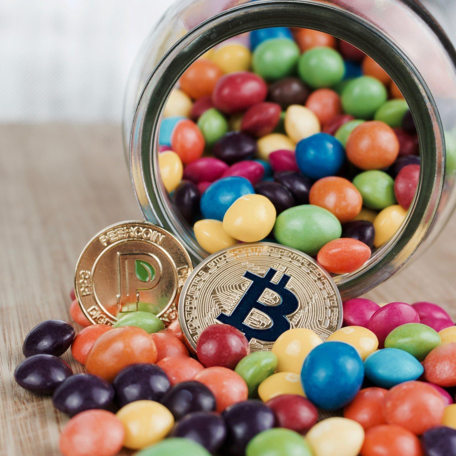 Хардфорк блокчейна Bitcoin Cash, в результате которого возник Bitcoin Candy