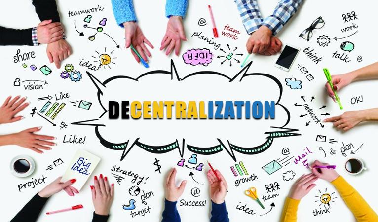 decentralization, deex, exchange