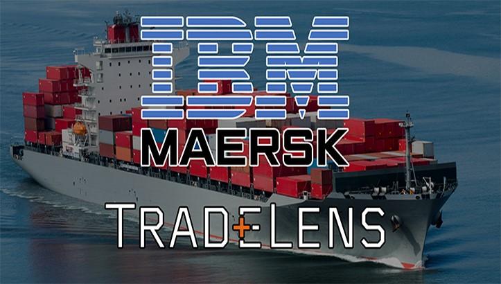IBM и Maersk направлены на максимальную прозрачность как логистических процессов, так и финансовых операций по перевозкам
