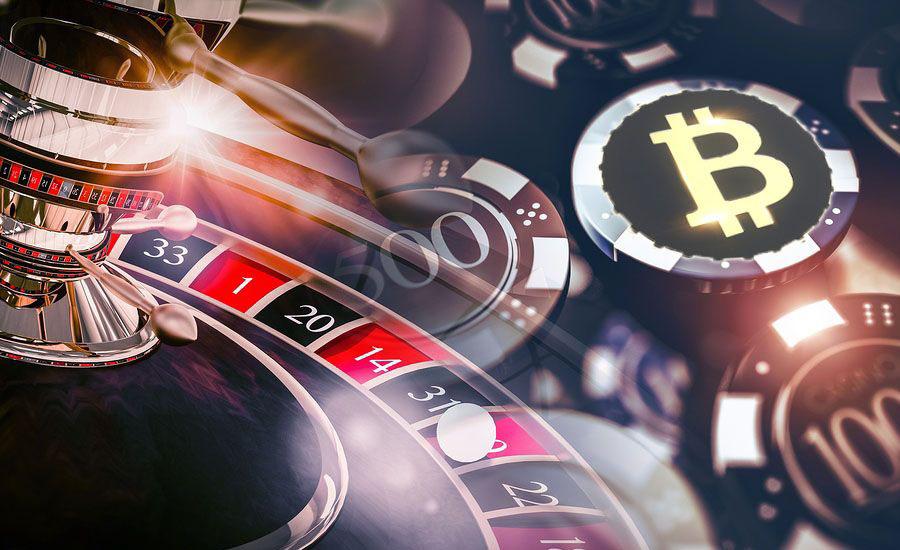 casino, blockchain, bitcoin