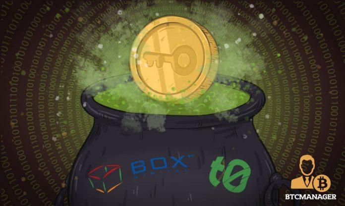 tZERO, Box Digital, blockchain