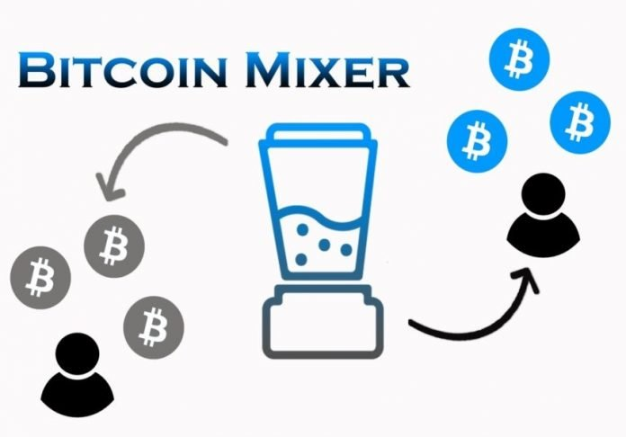 mixer, bitcoin, crypto