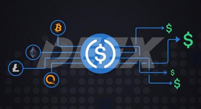 stablecoin, deex, exchange