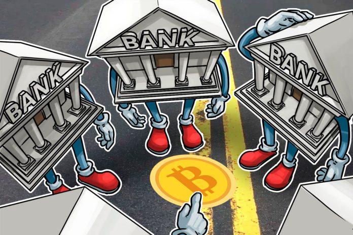 bank, cryptoexchange, bitcoin