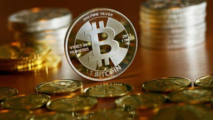 bitcoin, blockchain, dollar
