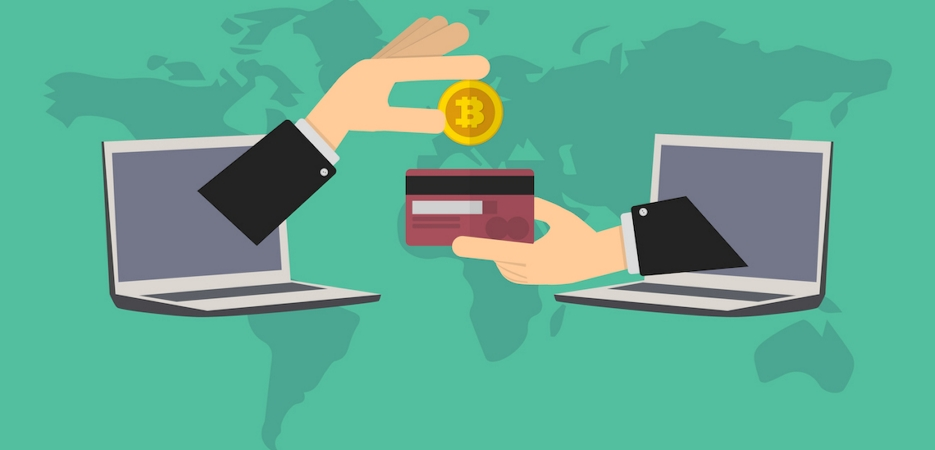 credit, bitcoin, exchangern