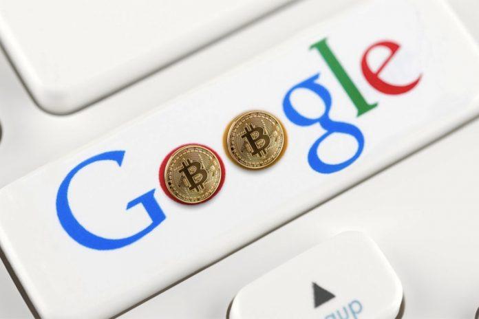 google, crypto, bitcoin