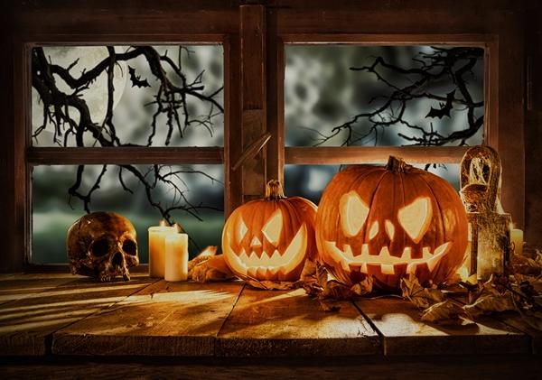 halloween, blockchain, cryptocurrencies