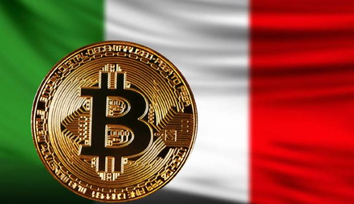 bitcoin, italy, exchange