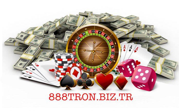 888tron, blockchain casino, trx casino