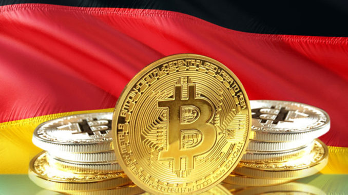 germany, blockchain, exchange