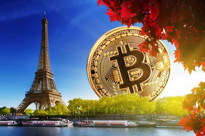 France, cryptocurrency, blockchain