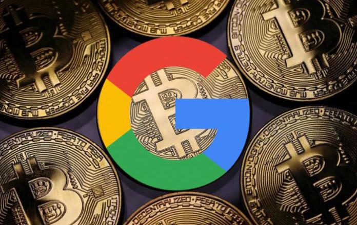 google, crypto, exchange