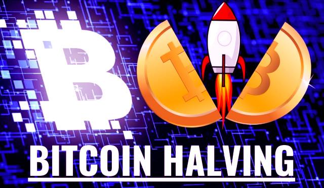 bitcoin halving exchange